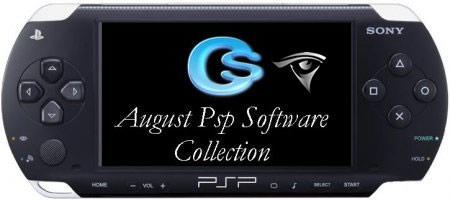 PSP Software Collection 08.2009